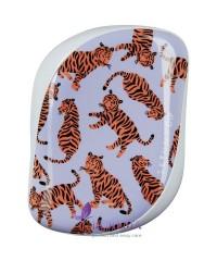 Tangle Teezer Расческа для волос Compact Styler Trendy Tiger