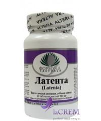 Пищевая добавка Латента, 60 таблеток
