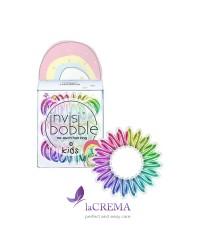 Invisibobble Резинка-браслет для волос KIDS Magic Rainbow, 3 шт