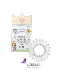Invisibobble Резинка-браслет для волос KIDS Princess Sparkie, 3 шт
