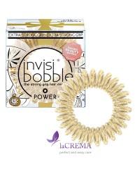 Invisibobble Резинка-браслет для волос Power Golden Adventure, 3 шт