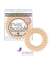 Invisibobble Резинка-браслет для волос Power To Be or Nude to Be, 3 шт