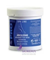 Акилеин Маска для стоп с эфирным маслом апельсина и мяти -  Akileine Mask, 500 мл