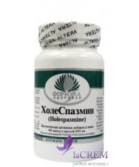 Пищевая добавка Холеспазмин, 60 капсул