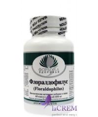 Пищевая добавка Флоралдофилус, 60 капсул