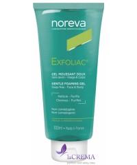 Норева Эксфолиак Нежный очищающий гель для лица - Noreva Exfoliac Gentle Foaming Gell, 100 мл