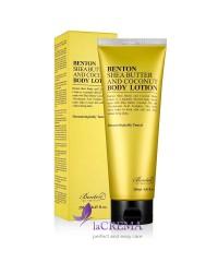 Benton Body Lotion Лосьон для тела с маслом ши и кокосом, 250 мл