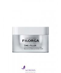 Филогра Тайм-филлер Крем для лица против морщин - Filorga Time-Filler, 50 мл