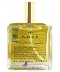 Нюкс Продижьез Масло сухое для лица, тела и волос- Nuxe Prodigieux, 50 мл