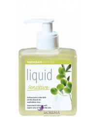 SODASAN Органическое мыло-крем Sensitiv для детей