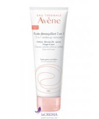 Avene Флюид для снятия макияжа 3в1 - Авен, 200 мл