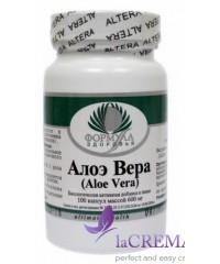 Пищевая добавка Алоэ Вера, 100 капсул