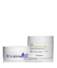 Dr.Hedison Ватные диски с AHA-кислотами, 70 шт + Гидрогелевые патчи с пептидами, 60 шт