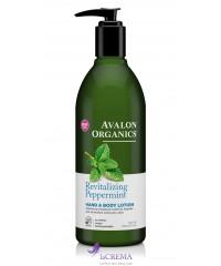 Avalon Organics Лосьон для рук и тела восстанавливающий