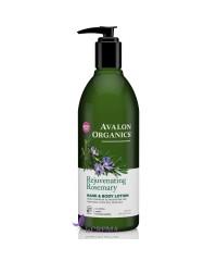 Avalon Organics Лосьон для рук и тела омолаживающий