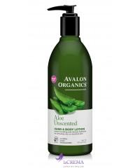 Avalon Organics Лосьон для рук и тела без запаха