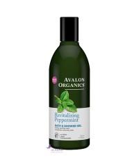 Avalon Organics Гель для ванны и душа восстанавливающий