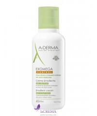 А-Дерма Экзомега Крем для сухой атопической кожи - Aderma Exomega Control, 400 мл