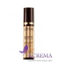 Лиерак Санифик Солнцезащитный антивозрастной крем SPF30 - Lierac Sunific Premium Cream, 50 мл