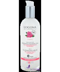 Logona Молочко очищающее для сухой и чувствительной кожи Роза, 125 мл