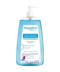 Neutraderm Мицеллярный гель для реактивной кожи - Dermo Soothing Micellar Shower gel, 1 л