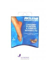 Акилеин Защитная подушечка под стопу, размер S - Akileine Podoprotection Forefoot Cushion S