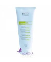 ECO-Cosmetics Гель для душа, зеленый чай и гранат, 200 мл