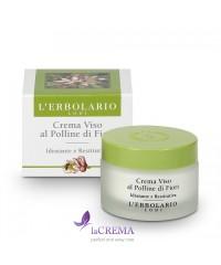 Лерболарио Крем для лица с Цветочной Пыльцой -  L'Erbolario, 50 мл