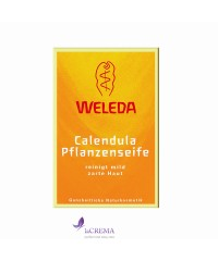 Веледа Детское мыло Weleda Calendula Pflanzenseife, 100 г