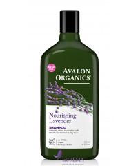 Avalon Organics Шампунь питательный