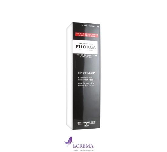 Филогра Тайм-филлер Крем для лица против морщин - Filorga Time-Filler, 30 мл