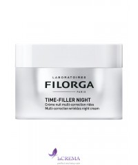 Филогра Тайм-филлер Крем для лица против морщин ночной - Filorga Time-Filler Night, 50 мл