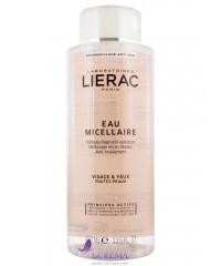 Лиерак Мицеллярная вода для очищения - Lierac Eau Micellaire, 400 мл