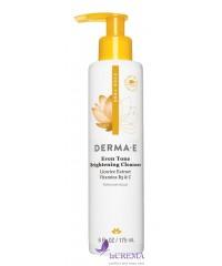 Derma E Осветляющее средство для умывания Evenly Radiant® с витамином С