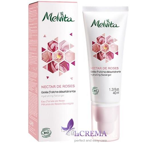 Melvita Nectar de Rose Увлажняющий дневной крем, 40 мл