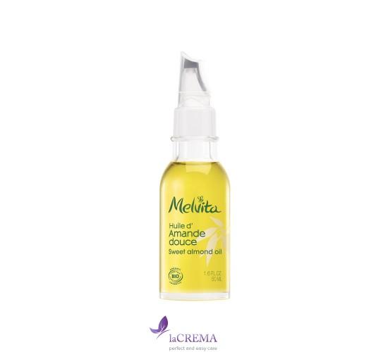Melvita Масло сладкого миндаля для лица, 50 мл