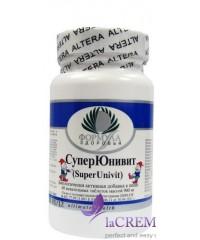 Пищевая добавка СуперЮнивит, 60 жевательных таблеток