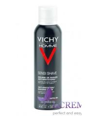 Виши Ом Пена для бритья для чувствительной кожи - Vichy Homme