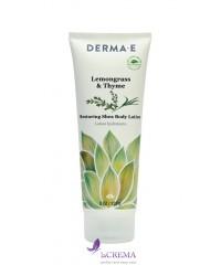 Derma E Лосьон для тела восстанавливающий с маслом ши, лемонграссом и чабрецом, 227 г