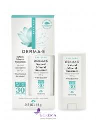 Derma E Sun Солнцезащитный стик SPF 30, 14 г
