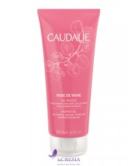 Caudalie Гель для душа Кодали Rose de Vigne Shower Gel, 200 мл