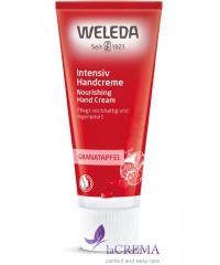 Веледа Гранатовый восстанавливающий крем для рук - Weleda Regenerations Handcreme