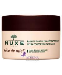 Нюкс Медовая мечта Бальзам Комфорт для лица - Nuxe Reve de Miel, 50 мл