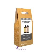 Eva Professional Vitamin Набор: Витаминный шампунь + крем-желе для волос