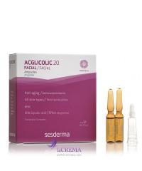 Sesderma Acglicolic 20 Сыворотка против старения с гликолевой кислотой, 5х2 мл