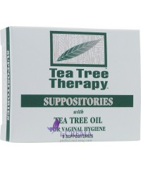 Tea Tree Therapy Суппозитории, 6 шт