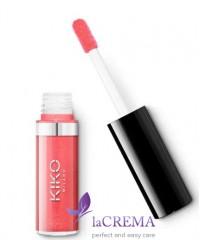 Kiko Milano Блеск для губ - On The Go Lip Gloss 02 Candy Rose, 4,5 мл