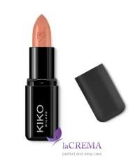 Kiko Milano Питательная губная помада - Smart Fusion Lipstick 450 Hazel Wood, 3 г