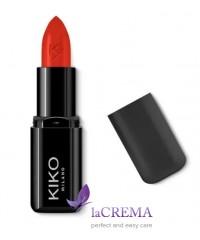 Kiko Milano Питательная губная помада - Smart Fusion Lipstick 453 Vibrant Red, 3 г