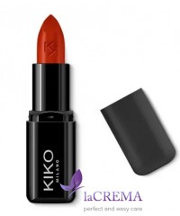 Kiko Milano Питательная губная помада - Smart Fusion Lipstick 455 Orange Brick, 3 г